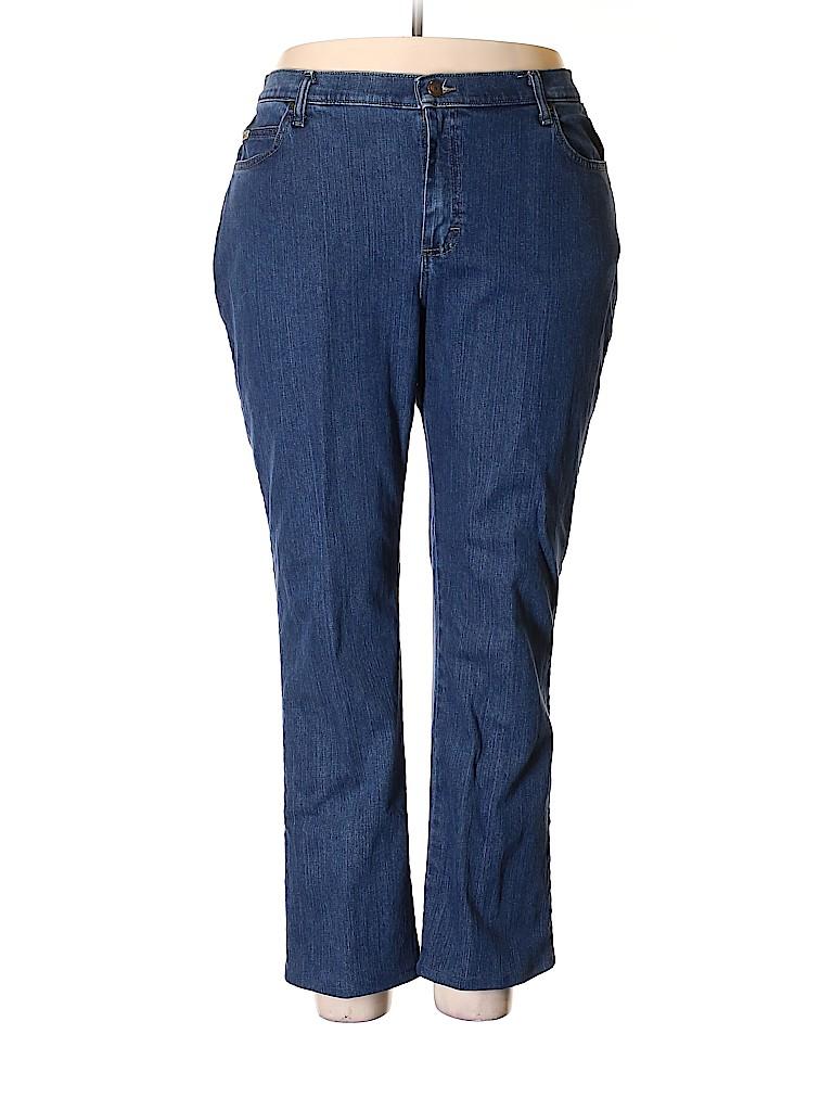 Lee Women Jeans Size 20w (Plus)