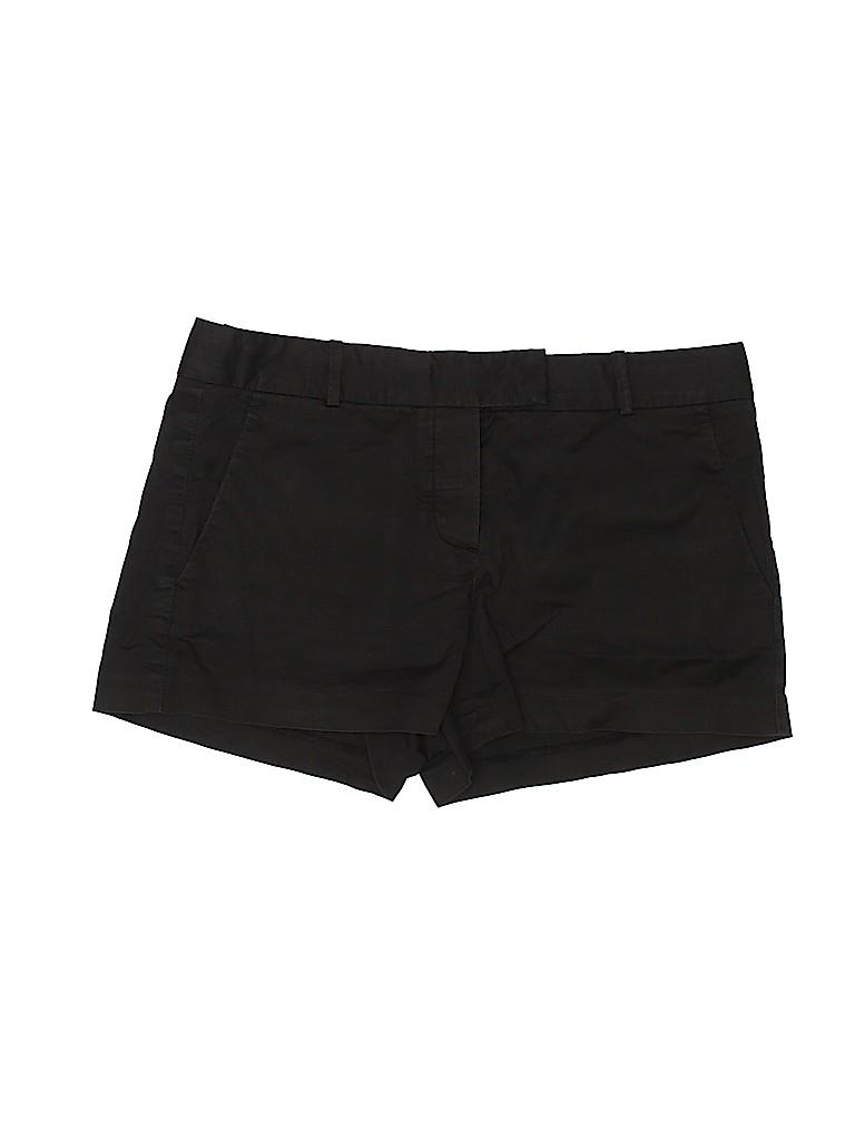 Theory Women Khaki Shorts Size 6