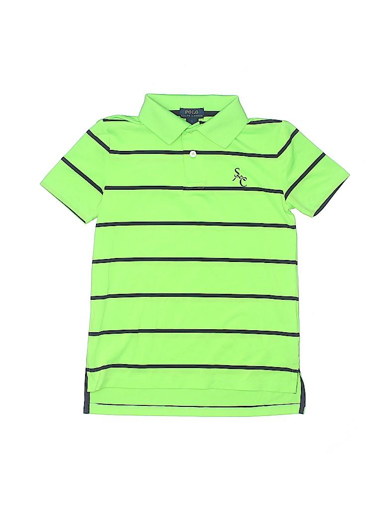 Polo by Ralph Lauren Boys Short Sleeve Polo Size 7