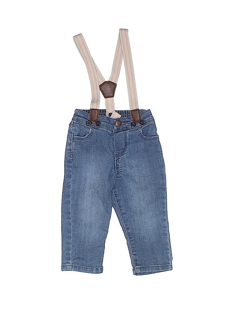 OshKosh B'gosh Girls Overalls Size 9 mo