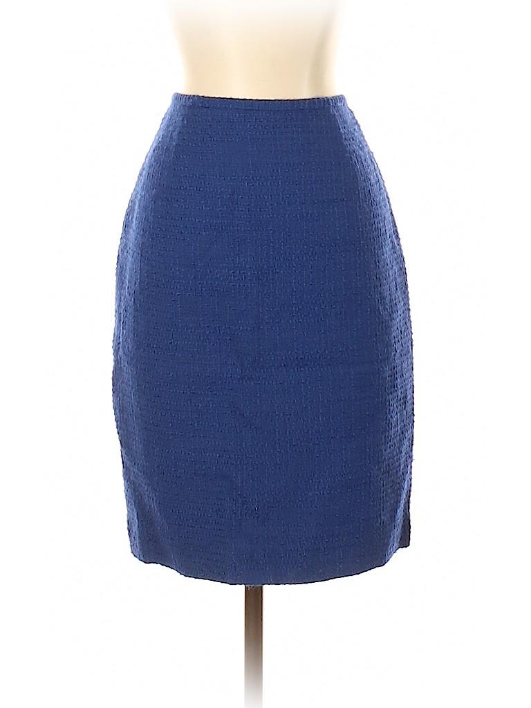 Lafayette 148 New York Women Casual Skirt Size 4