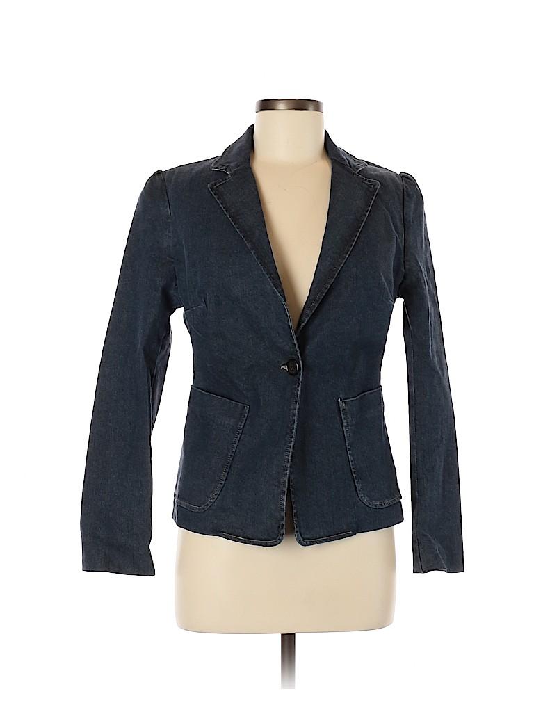 Burberry Women Denim Jacket Size 8