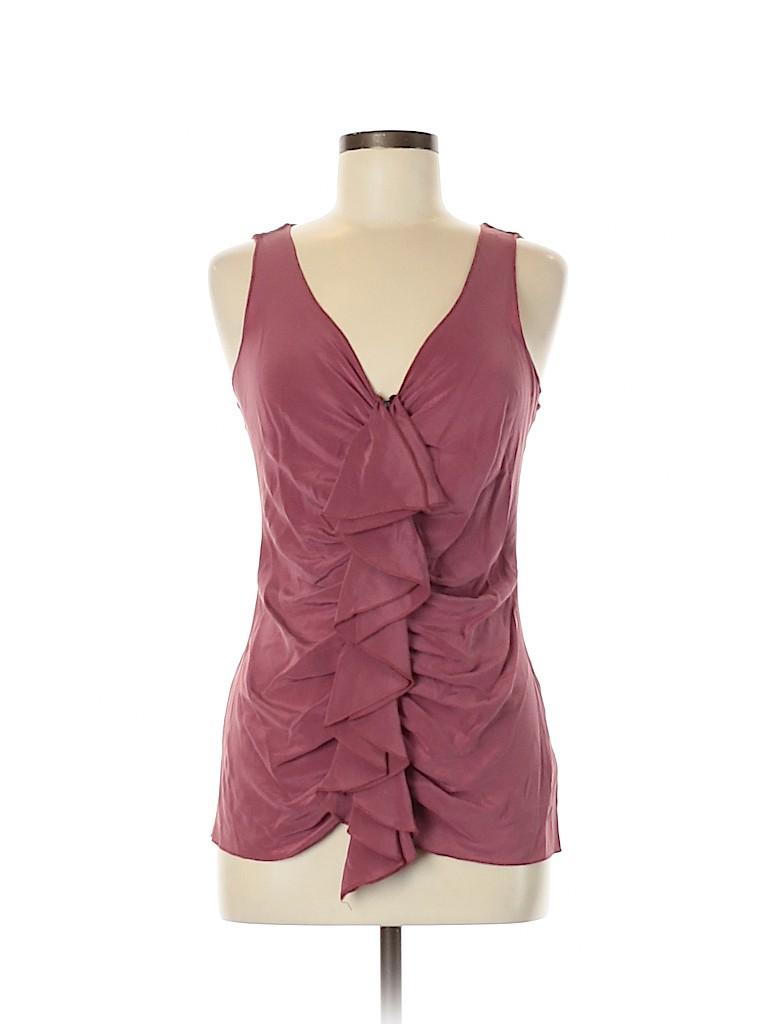 Bailey 44 Women Sleeveless Silk Top Size M