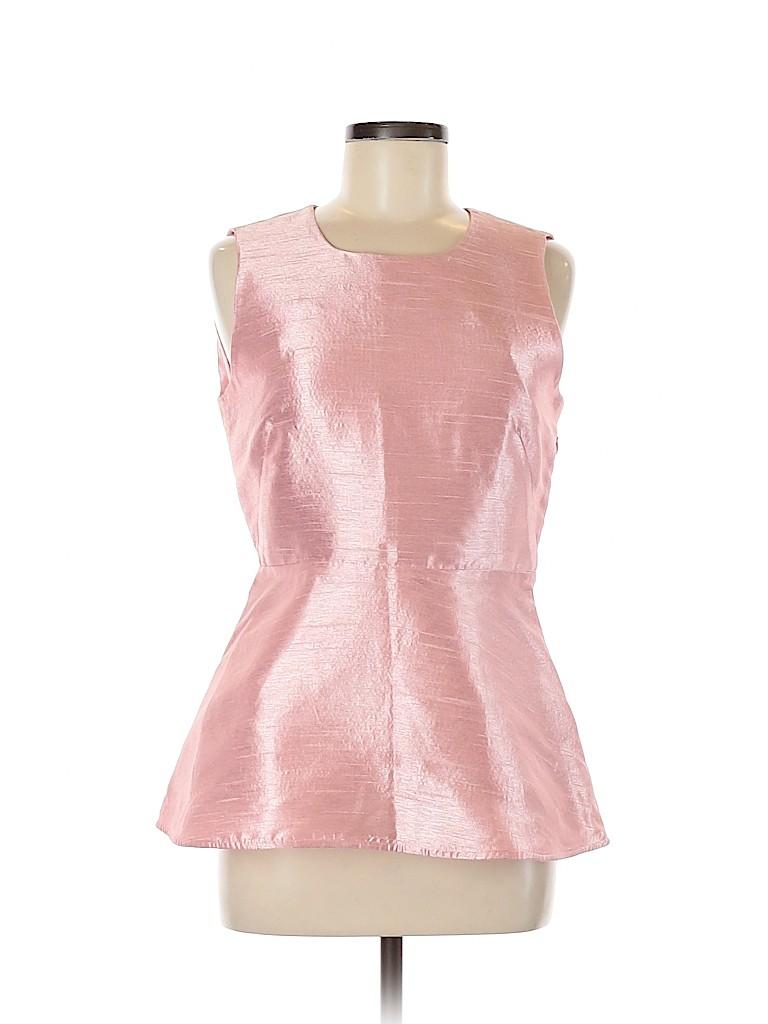 Halston Heritage Women Sleeveless Blouse Size 6