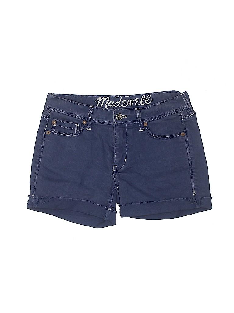 Madewell Women Shorts 24 Waist