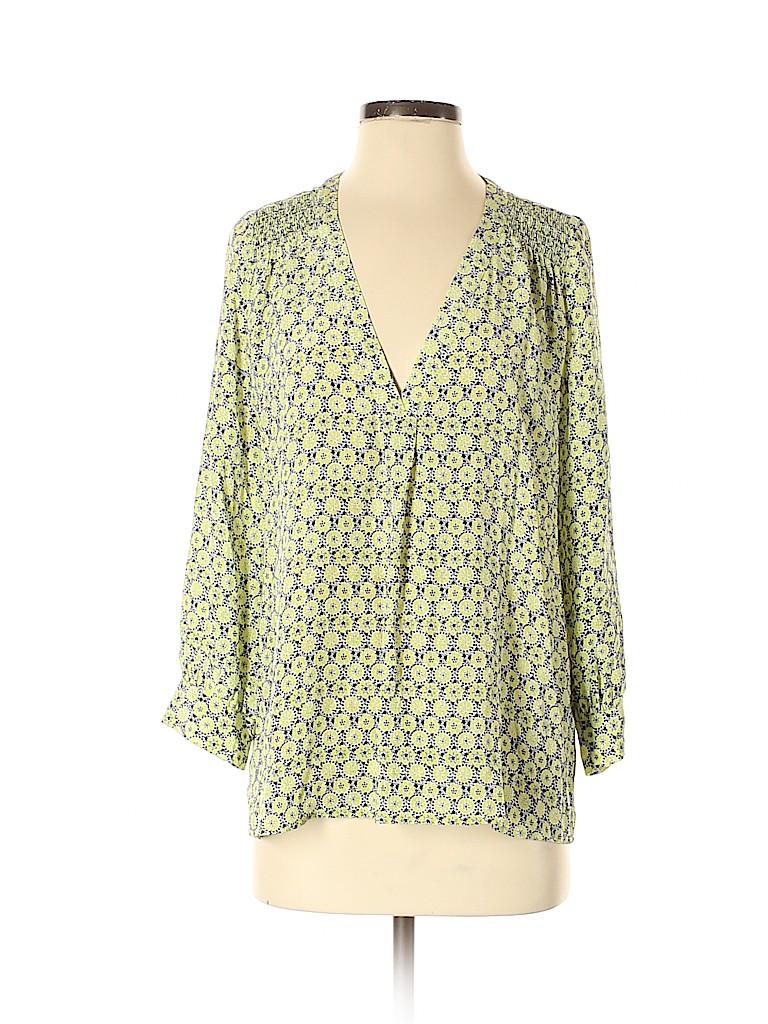 Joie Women 3/4 Sleeve Blouse Size S