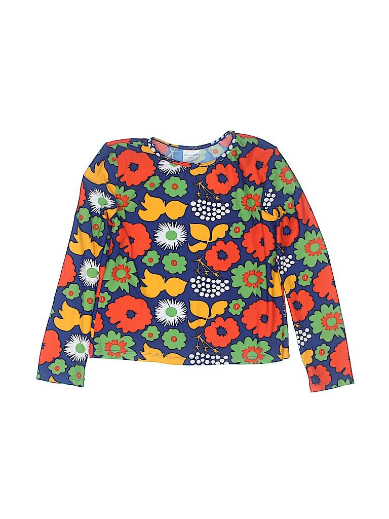 Marimekko for Target Girls Rash Guard Size L (Youth)