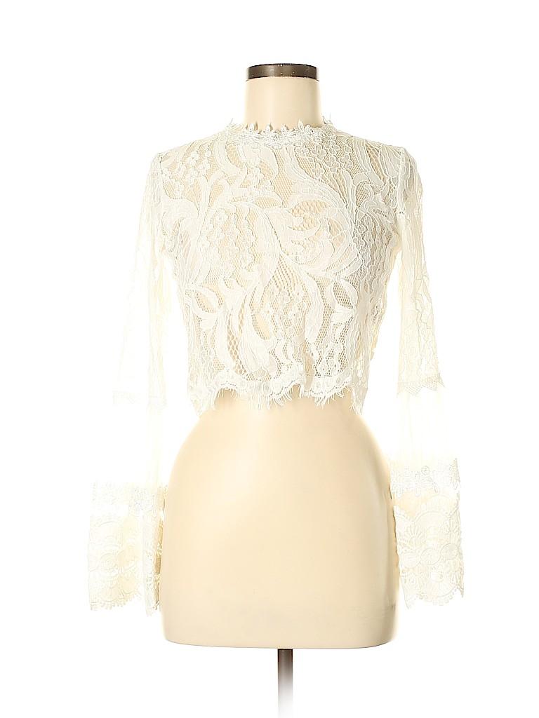 Vestique Women Long Sleeve Blouse Size M