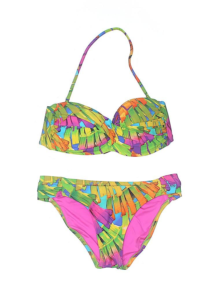 Trina Turk Women Two Piece Swimsuit Size 8