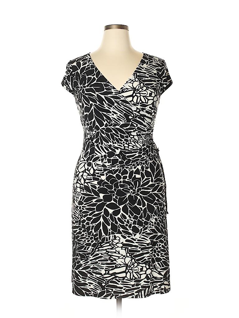 Evan Picone Women Casual Dress Size 14