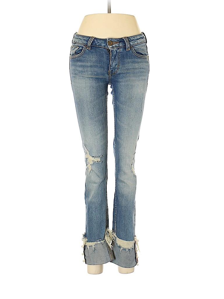 Zara Basic Women Jeans Size 2