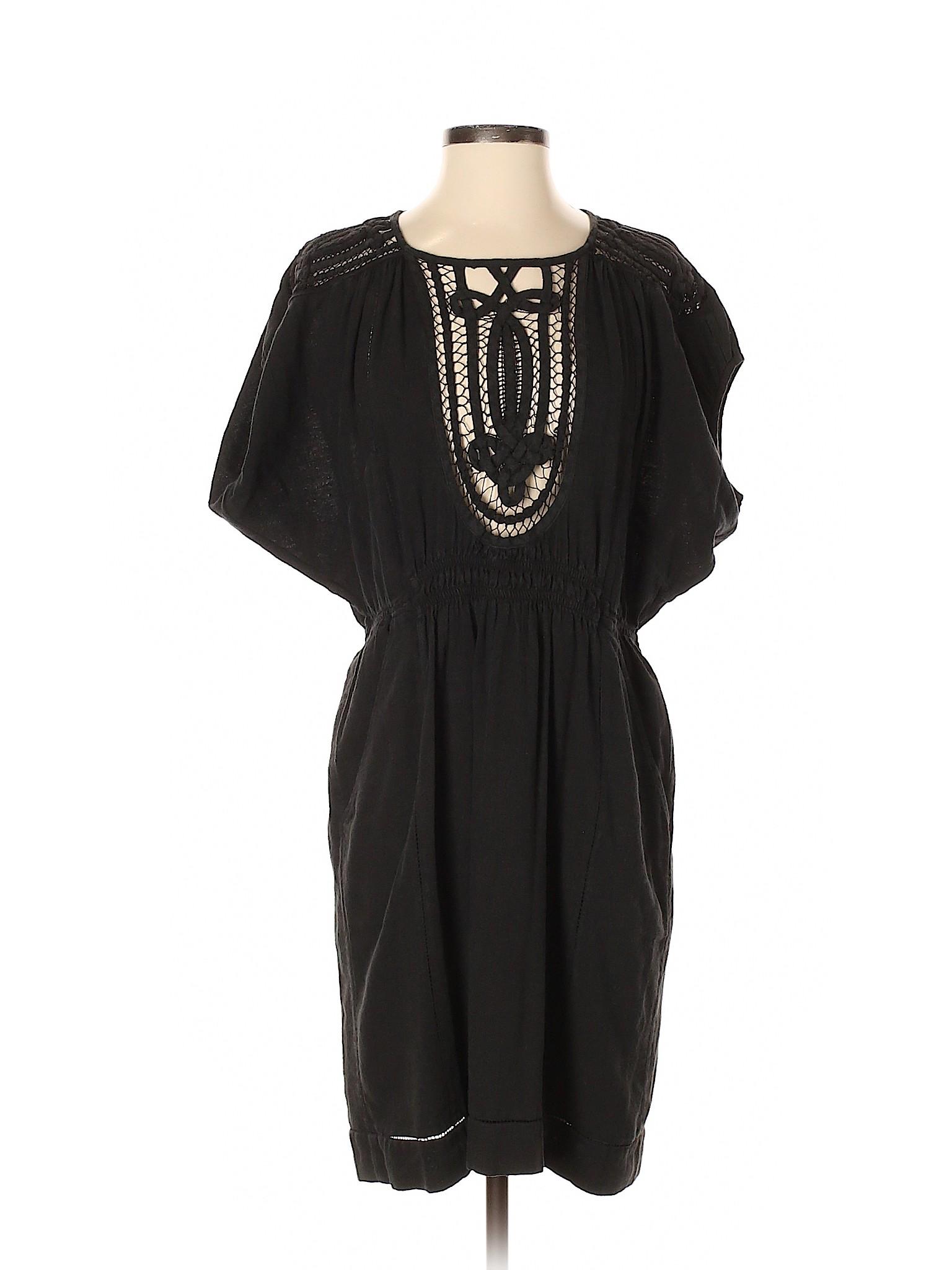 1f20958ba15 Isabel Marant Women Black Casual Dress Sm   eBay
