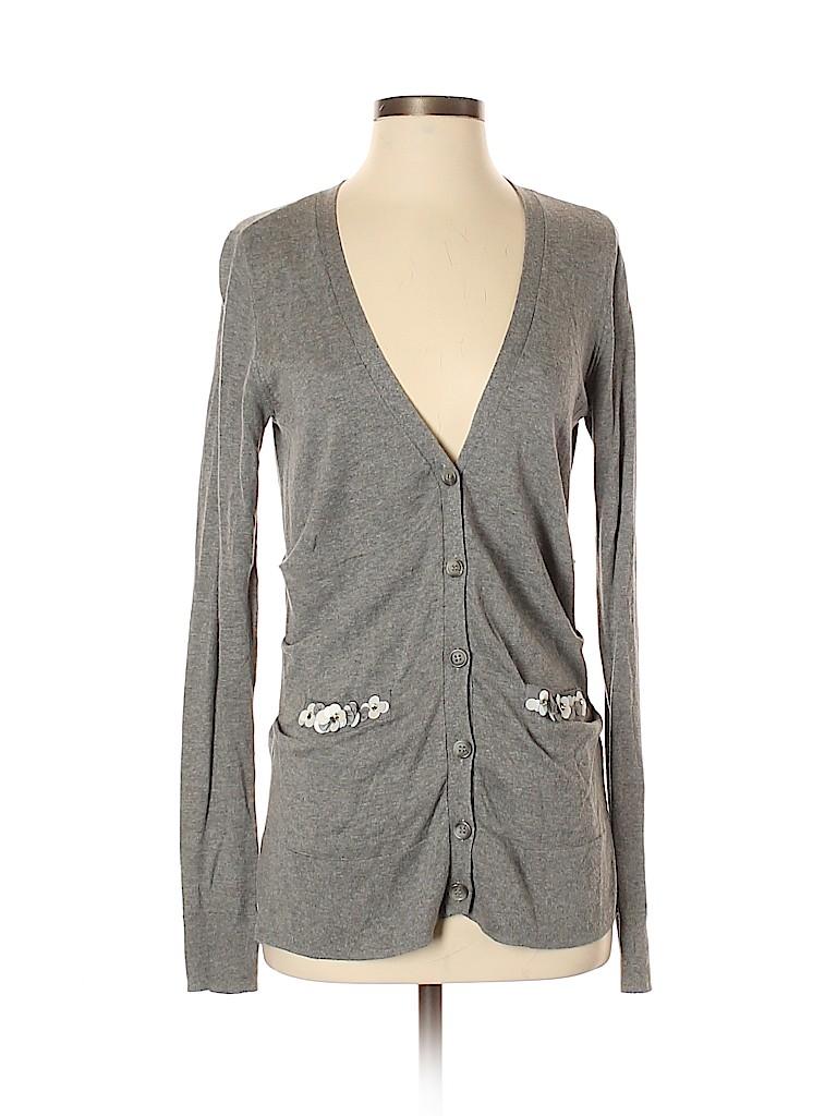 Simply Vera Vera Wang Women Cardigan Size XS