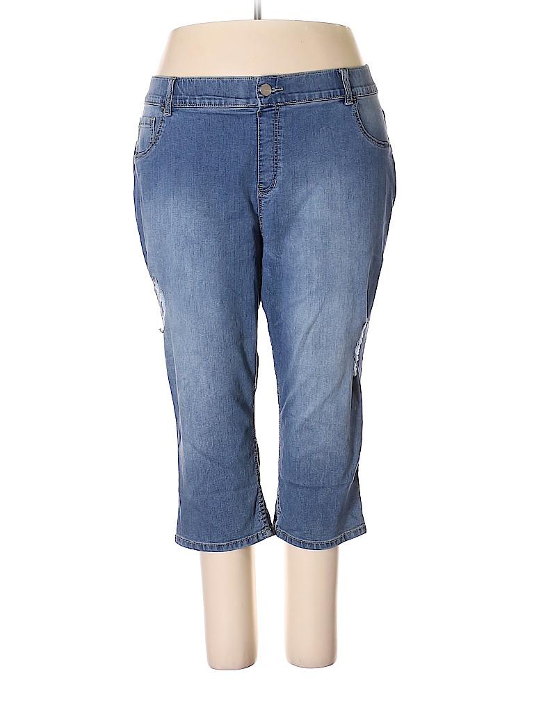 Lane Bryant Women Jeans Size 26 (Plus)