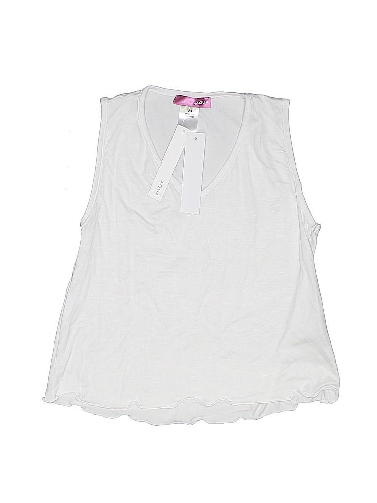 Aqua Girls Tank Top Size M (Kids)