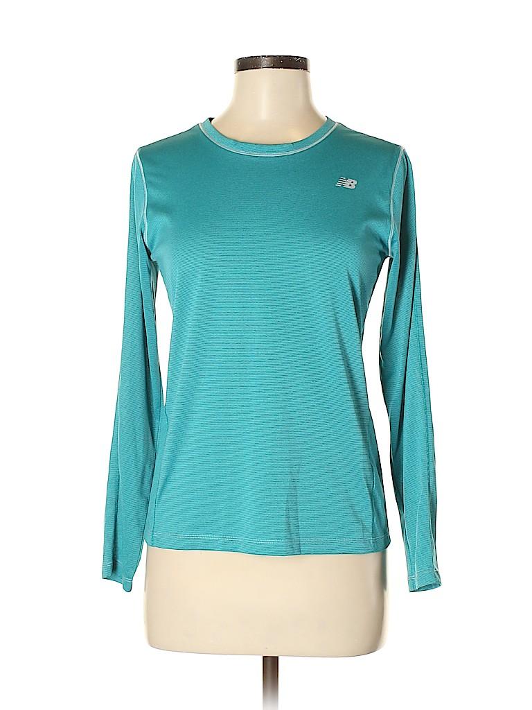 New Balance Women Active T-Shirt Size M