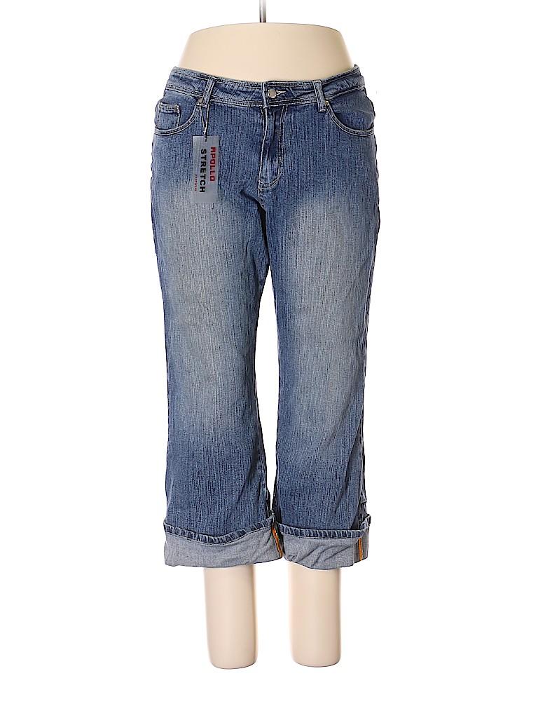 Apollo Jeans Women Jeans Size 19 - 20