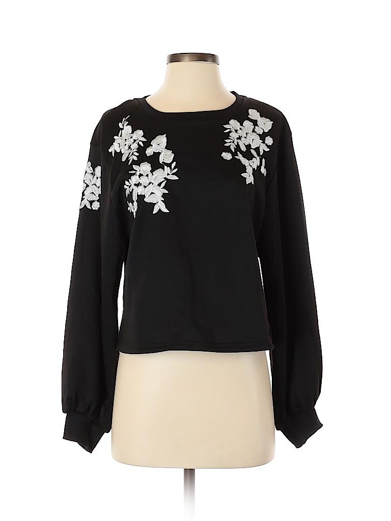 Shein Women Sweatshirt Size S