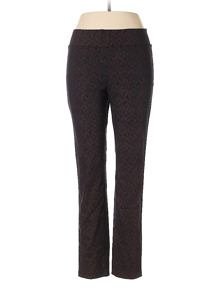 Focus 2000 Women Casual Pants Size 10