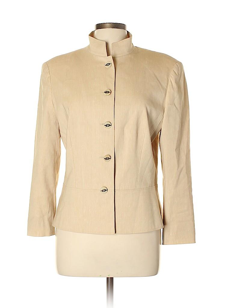 Escada Women Wool Coat Size 42 (EU)