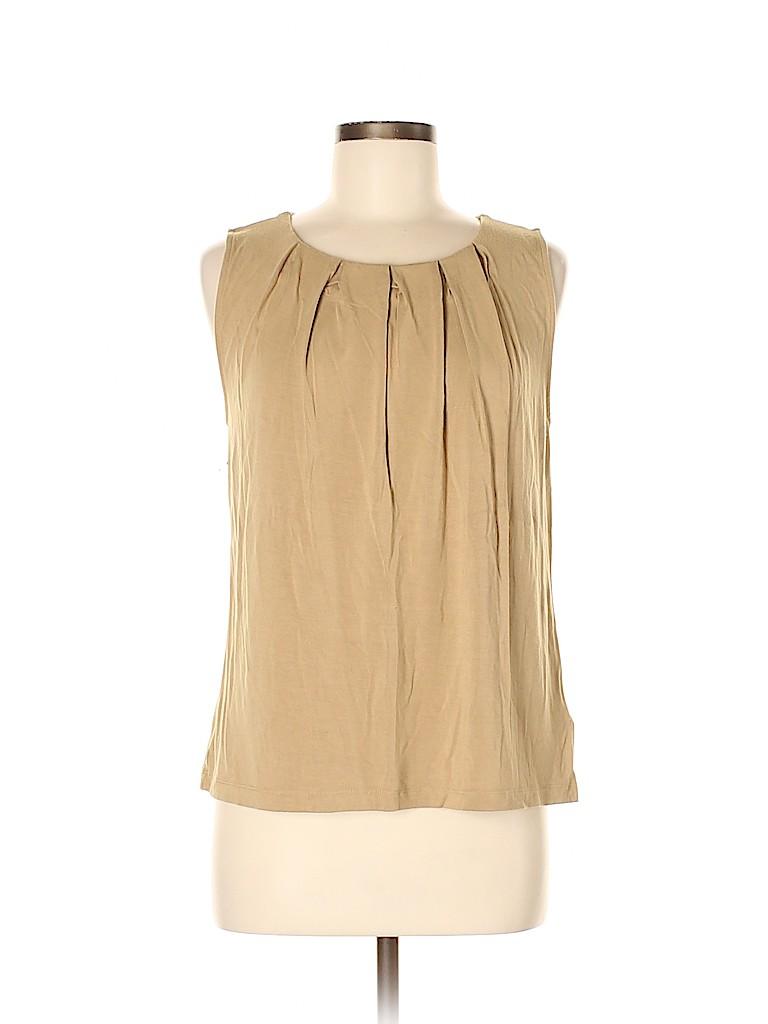 Lauren by Ralph Lauren Women Sleeveless Top Size M