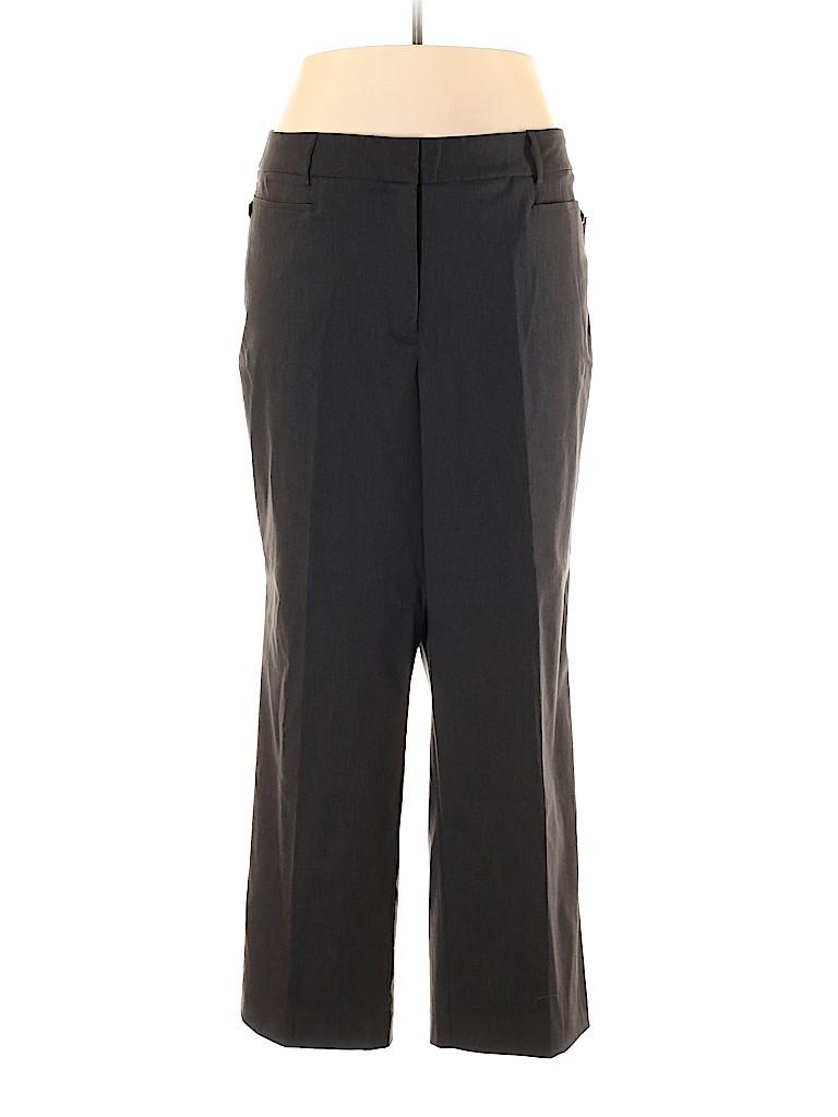Lane Bryant Outlet Women Dress Pants Size 26 (Plus)