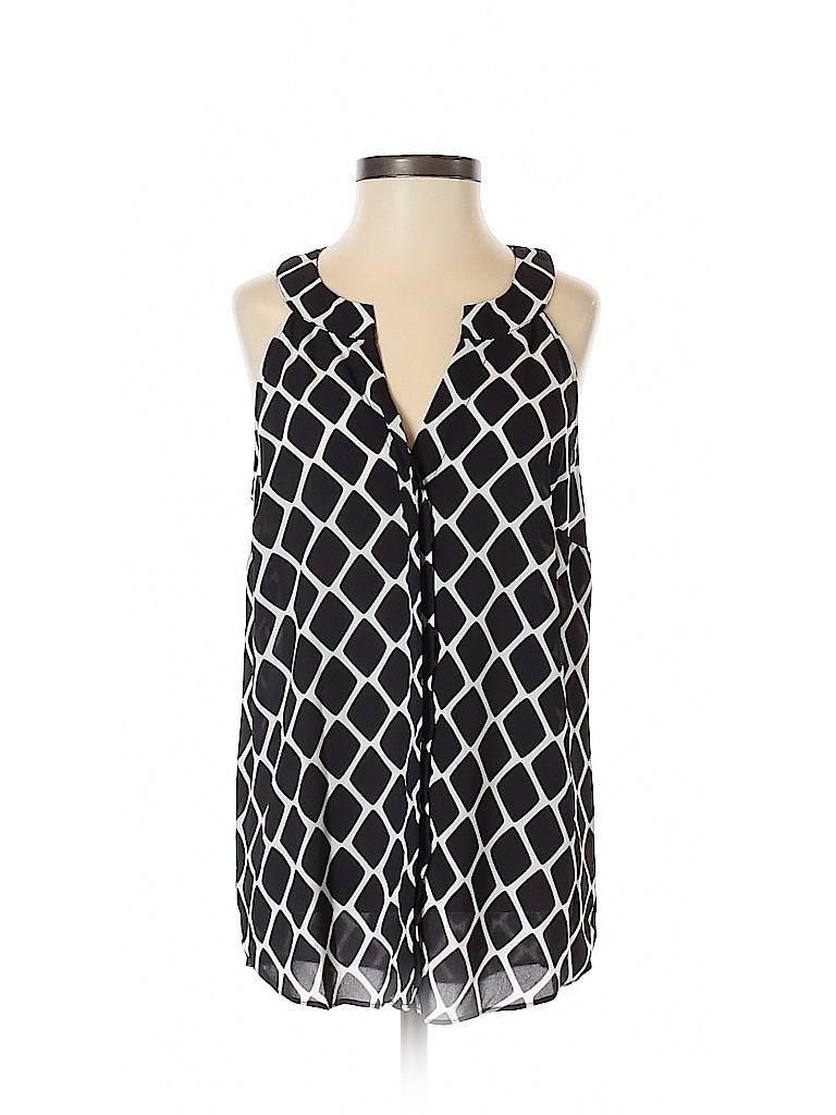 INC International Concepts Women Sleeveless Blouse Size 2