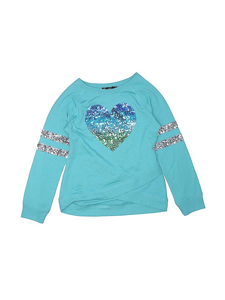 Brand Unspecified Girls Sweatshirt Size 4T
