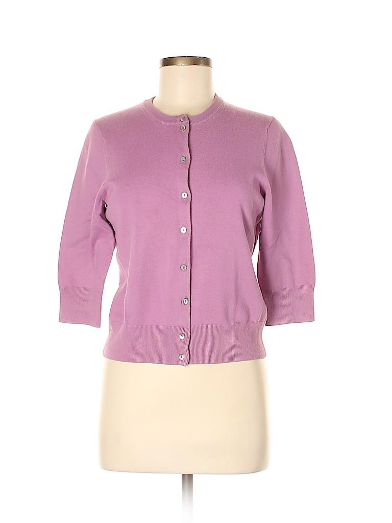 Willi Smith Women Cardigan Size M