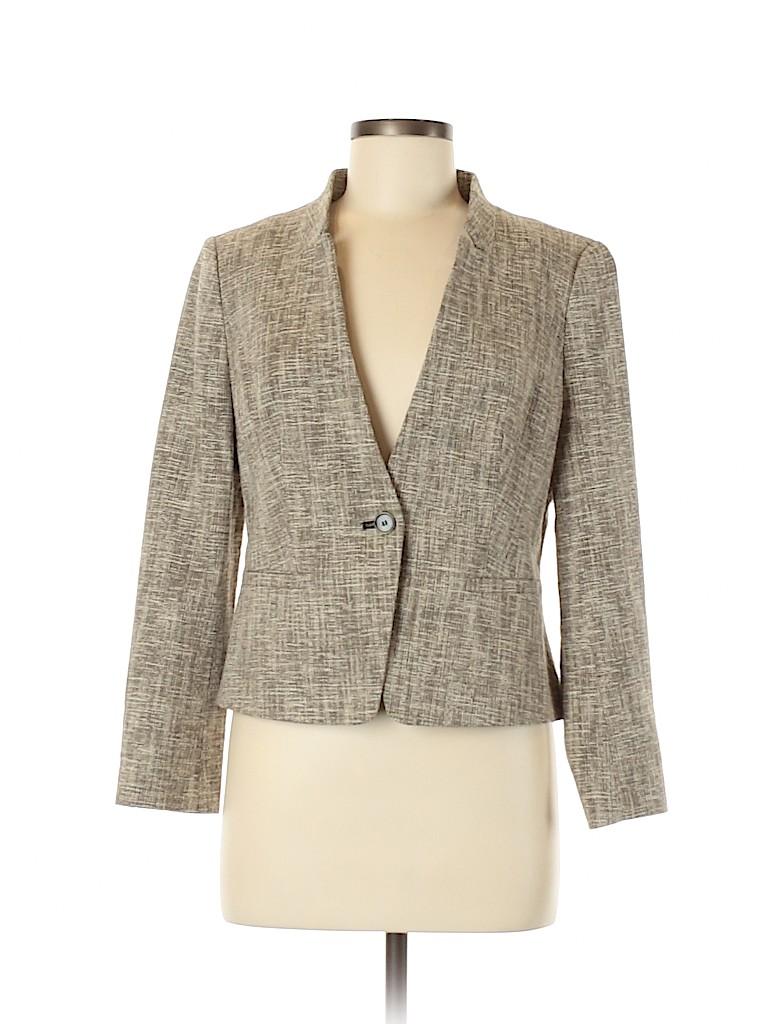 Ann Taylor LOFT Women Blazer Size 8 (Petite)