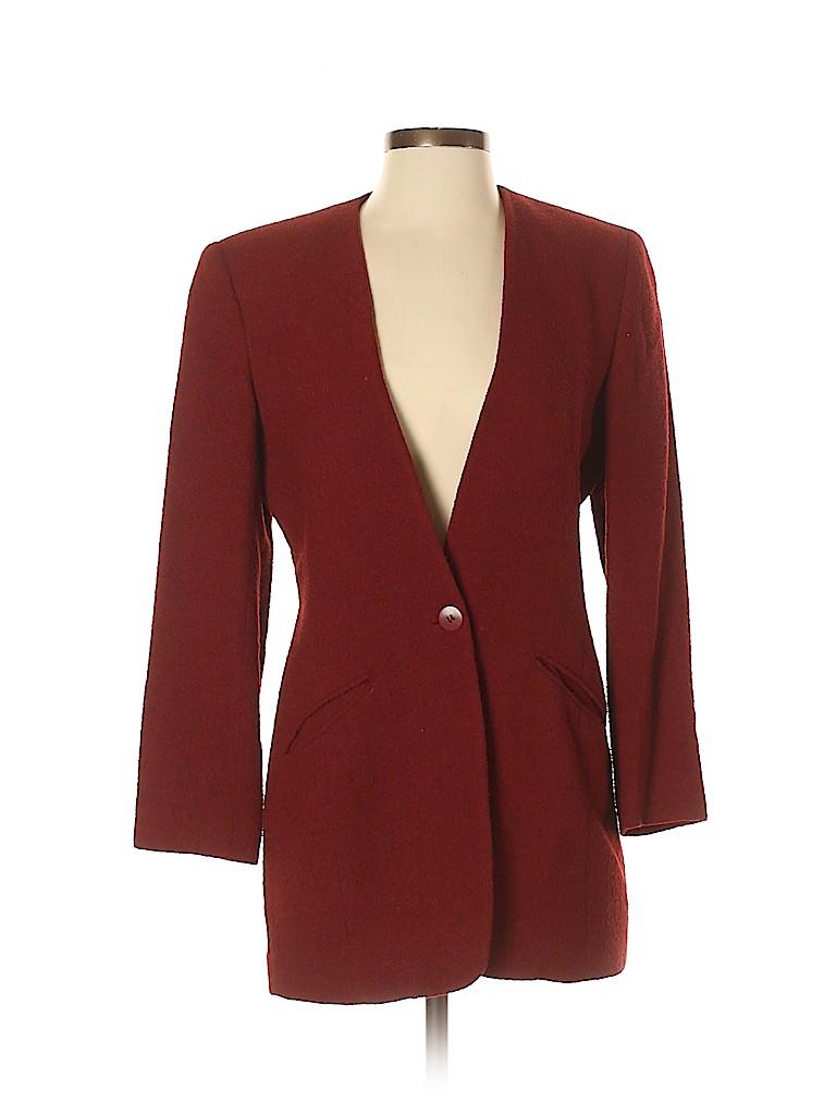 Barneys New York Women Wool Blazer Size 4