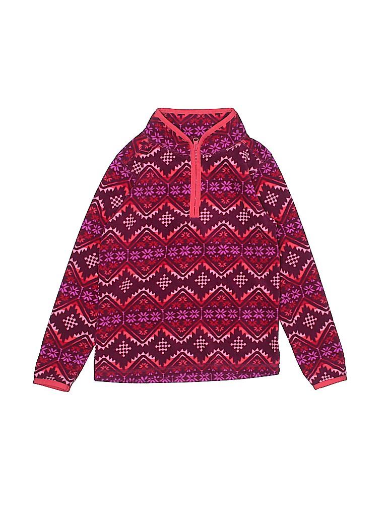 OshKosh B'gosh Girls Fleece Jacket Size 6