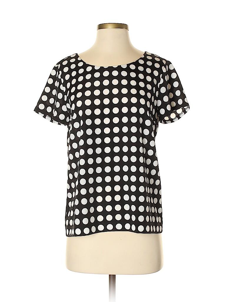 J. Crew Factory Store Women Short Sleeve Blouse Size XS