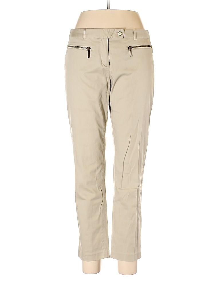 MICHAEL Michael Kors Women Khakis Size 10