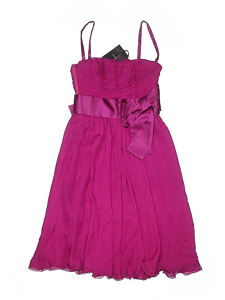 Dolce & Gabbana Women Cocktail Dress Size 38 (IT)