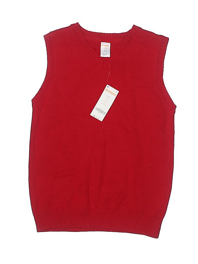Gymboree Outlet Girls Sweater Vest Size 10 - 12