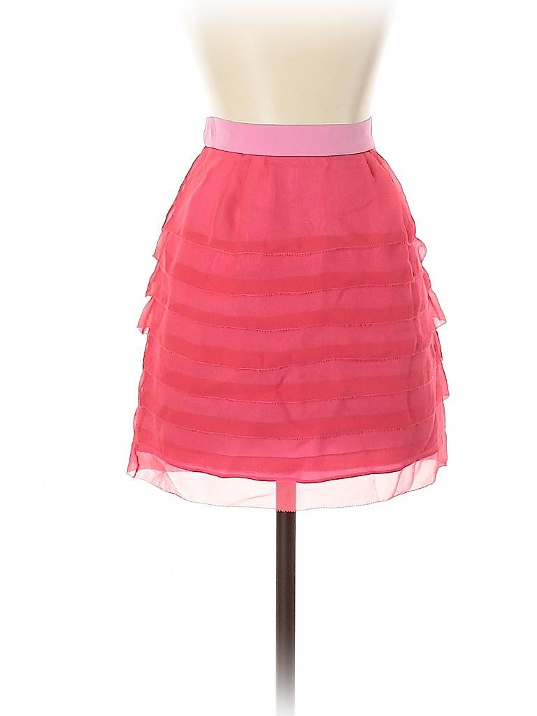 Balenciaga Women Silk Skirt Size 38 (IT)