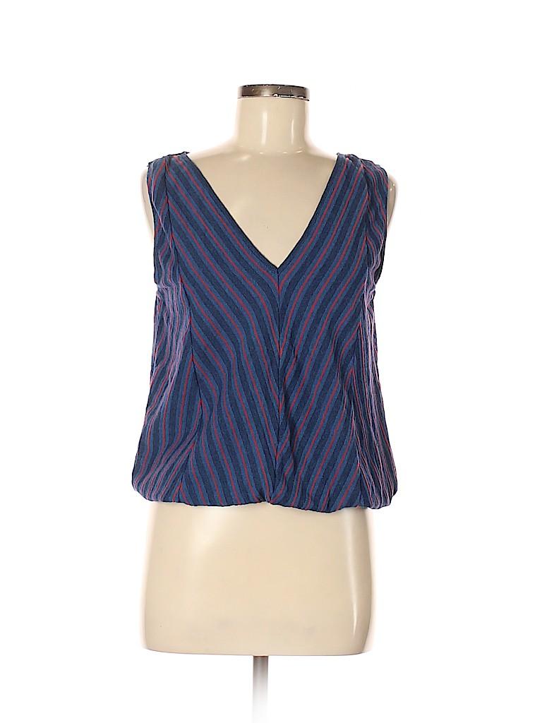 Max Studio Women Sleeveless Blouse Size M
