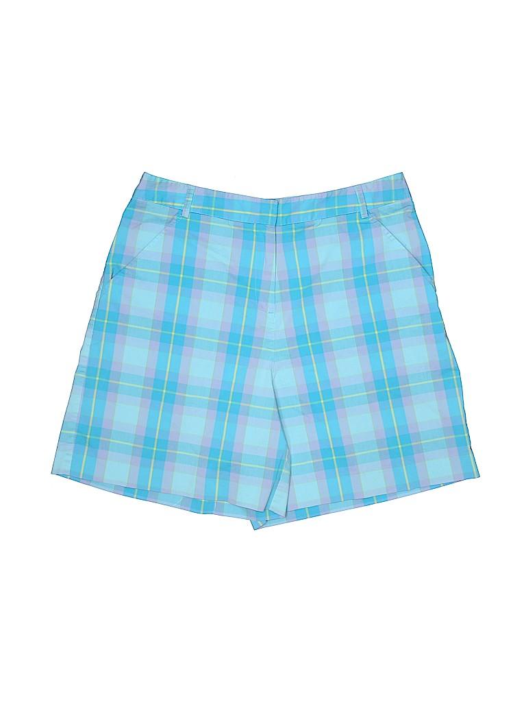 Lilly Pulitzer Women Khaki Shorts Size 12