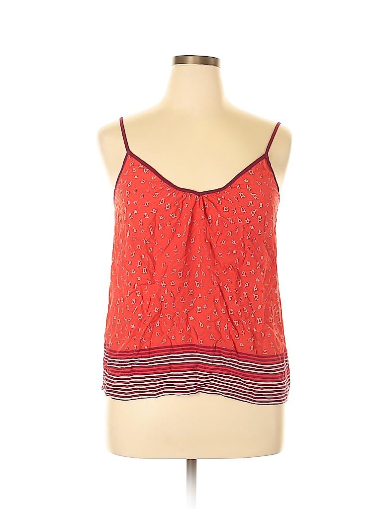 Floreat Women Sleeveless Blouse Size XL