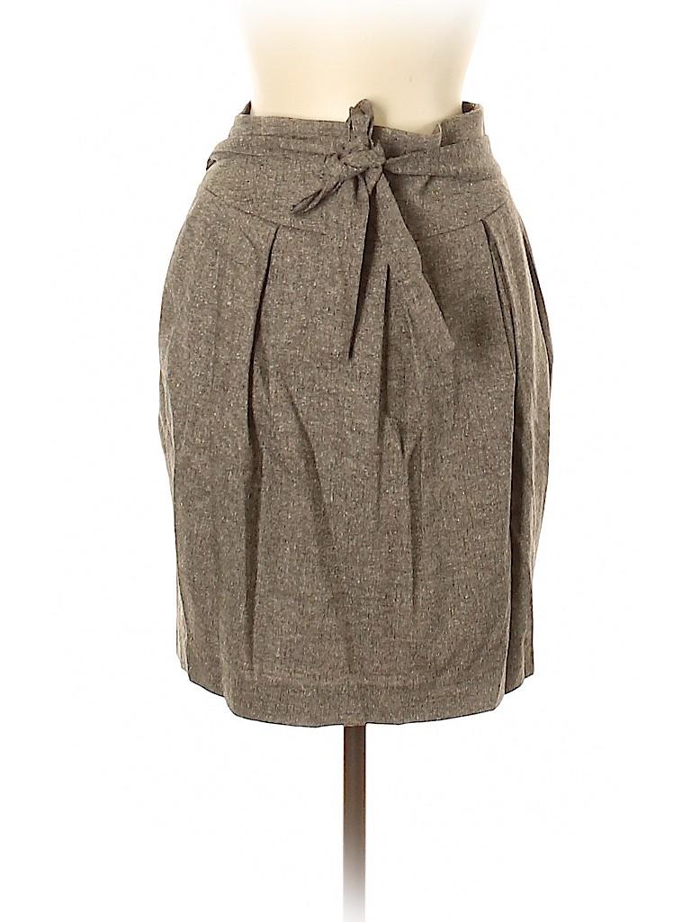 Robert Rodriguez Women Wool Skirt Size 6