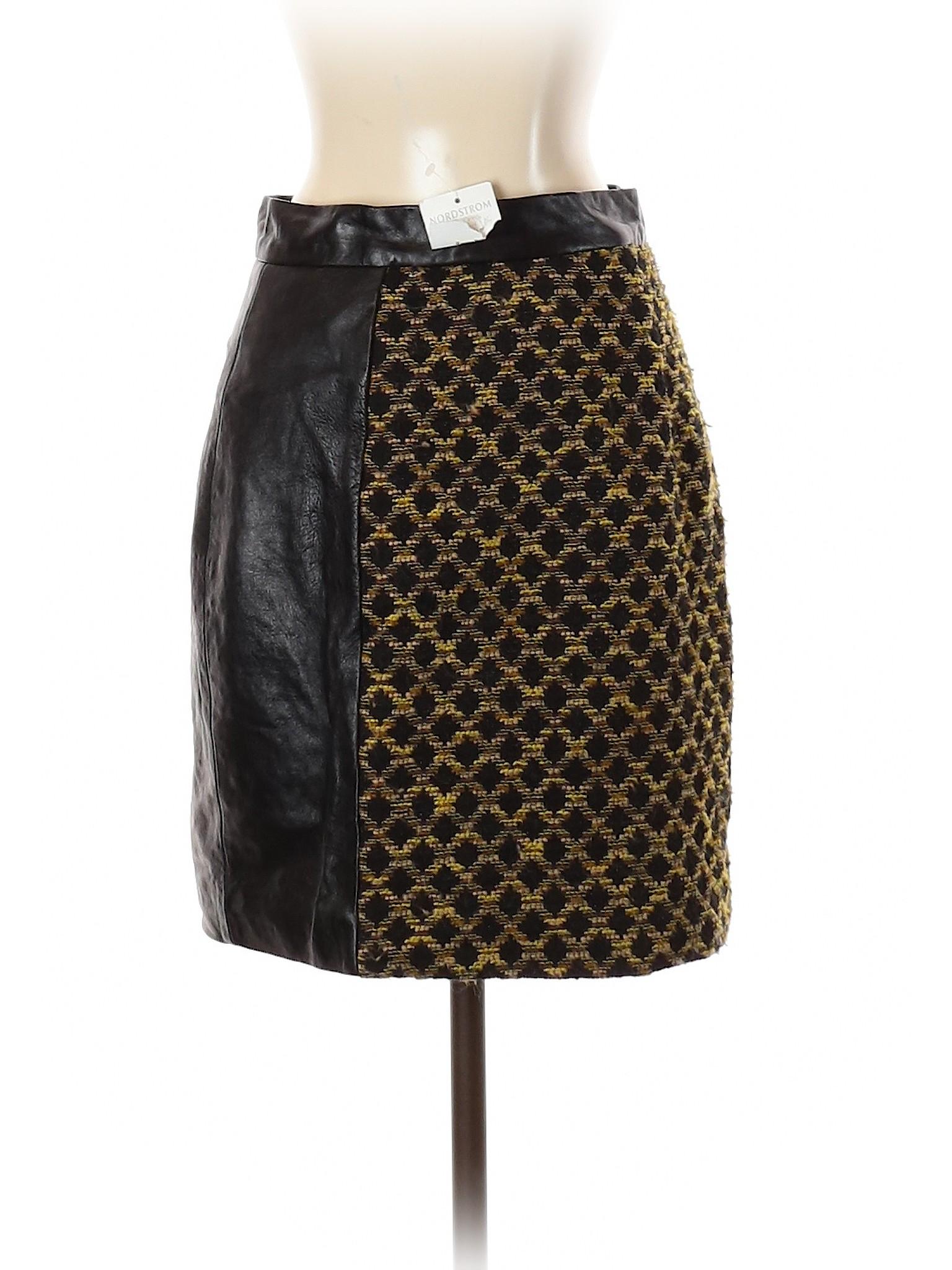 359600d49 Leather Skirt