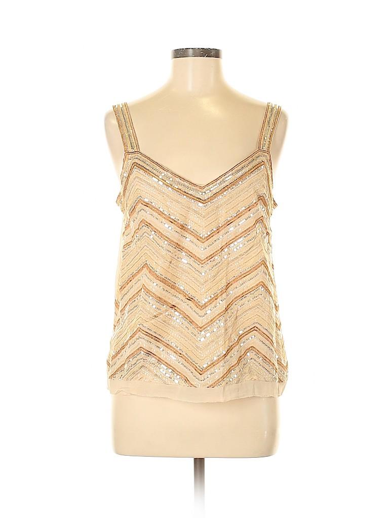 Liz Claiborne Women Sleeveless Blouse Size M
