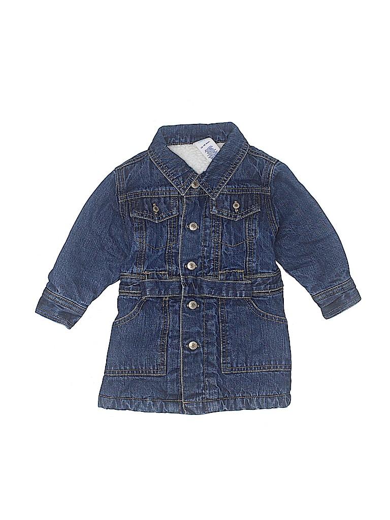 Old Navy Girls Denim Jacket Size 12-18 mo