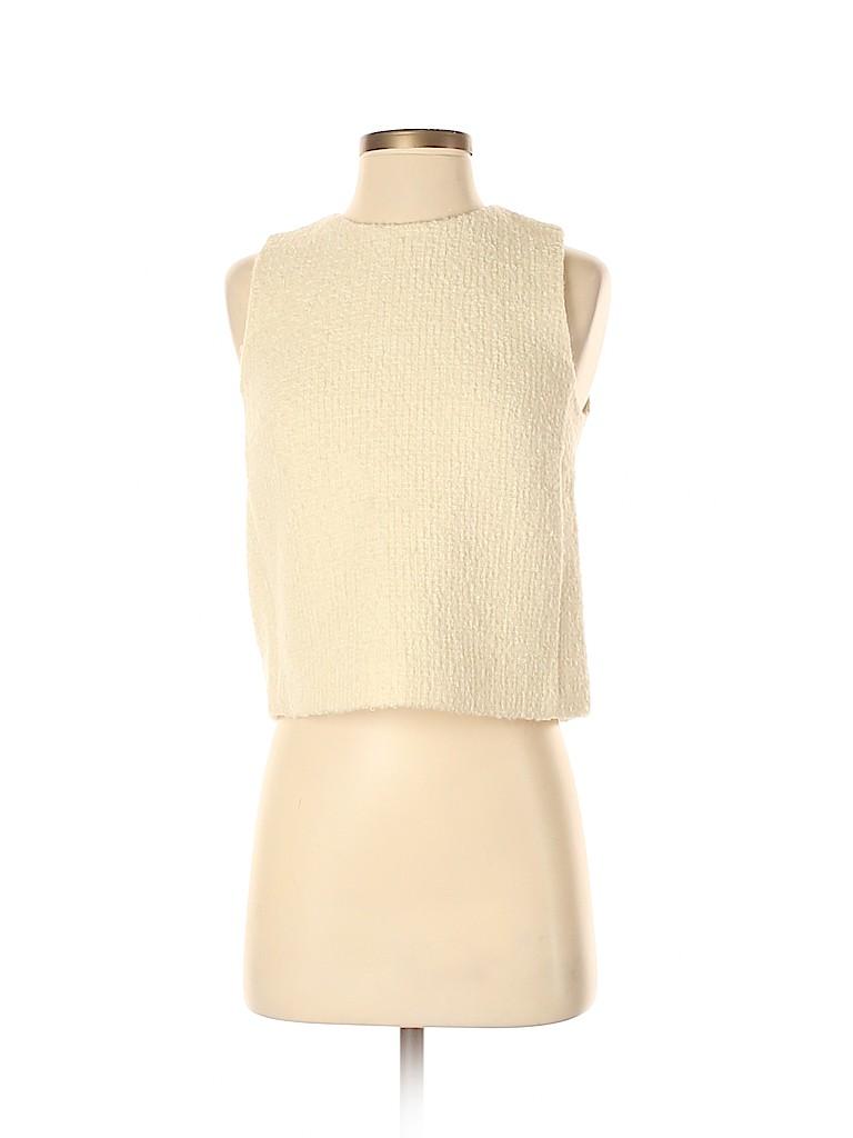 Giambattista Valli Women Sleeveless Blouse Size 40 (IT)