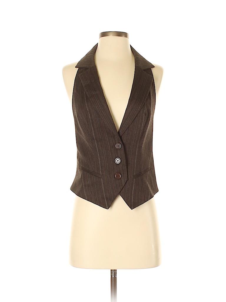 Robert Rodriguez Women Tuxedo Vest Size 2
