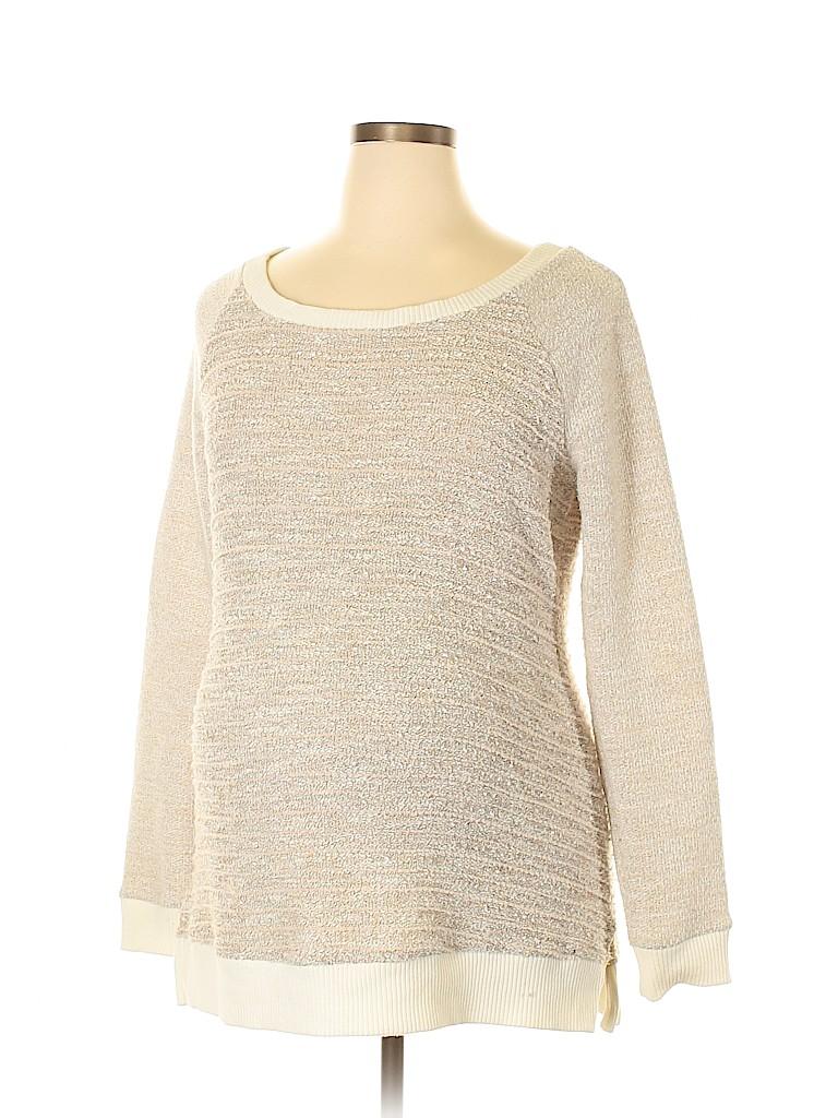 Liz Lange Maternity Women Pullover Sweater Size XXL (Maternity)