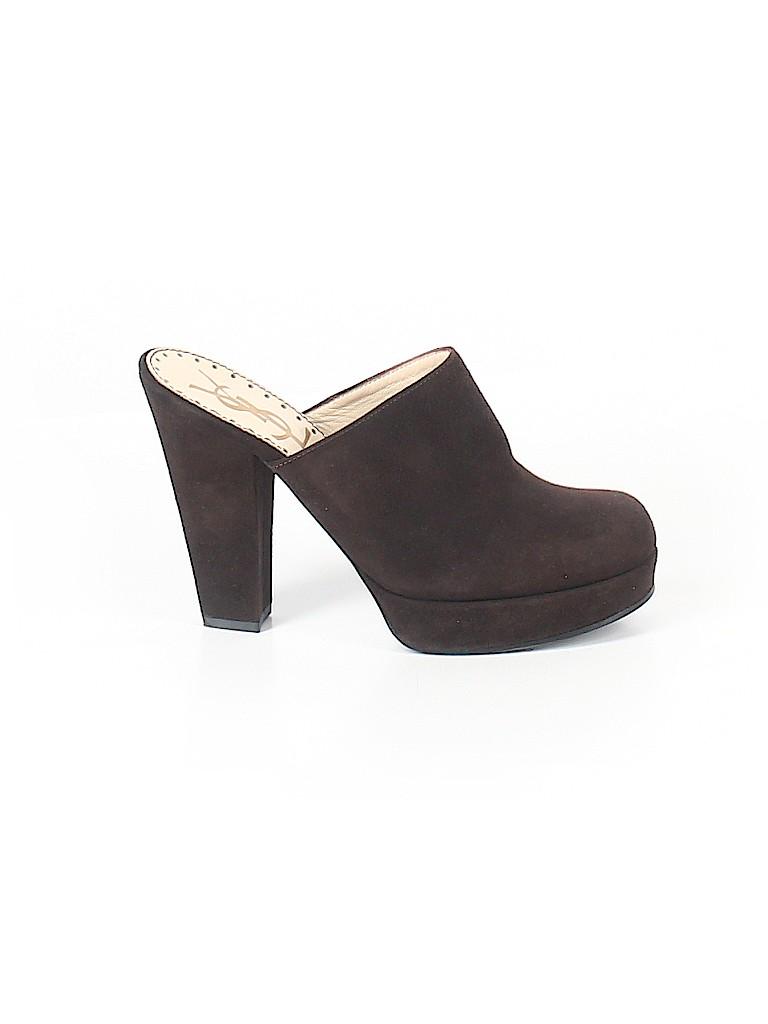 Yves Saint Laurent Women Mule/Clog Size 38.5 (EU)