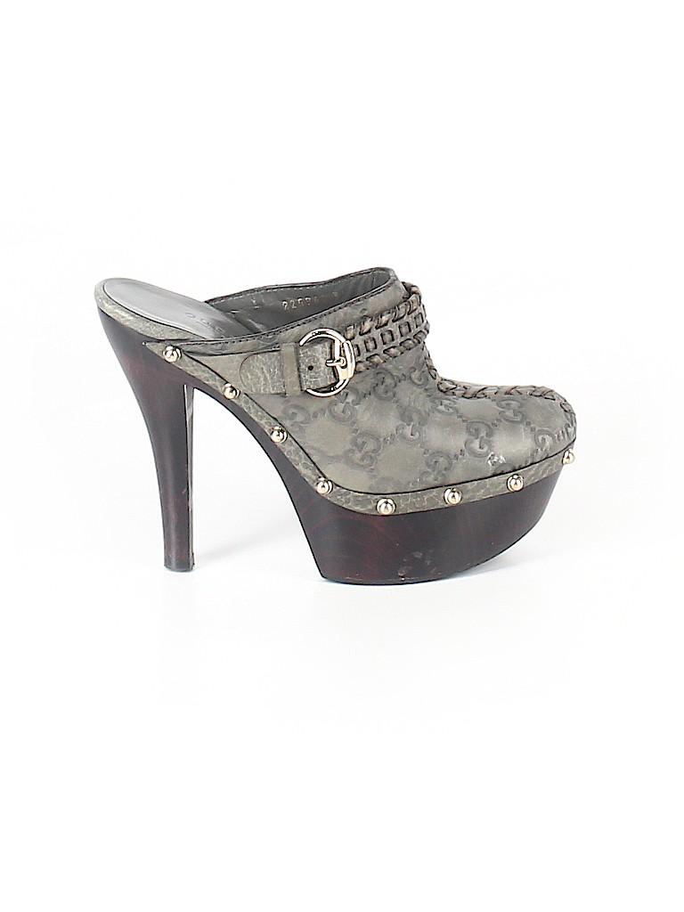 Gucci Women Mule/Clog Size 36 (IT)