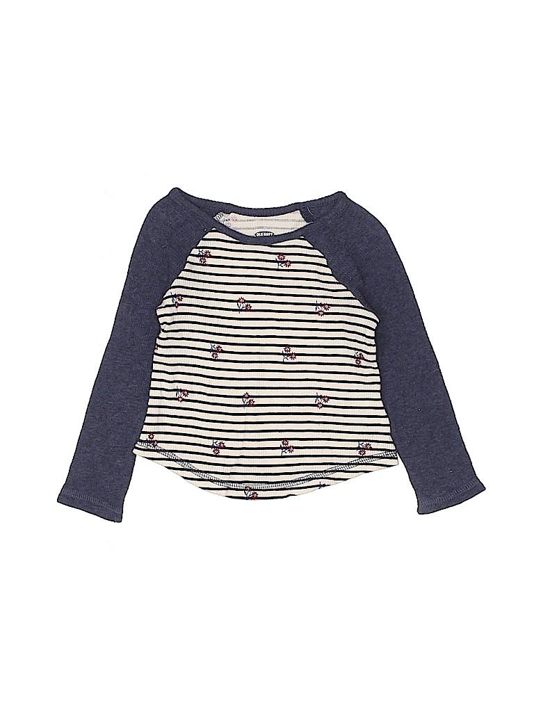 Old Navy Girls Long Sleeve T-Shirt Size 12-18 mo